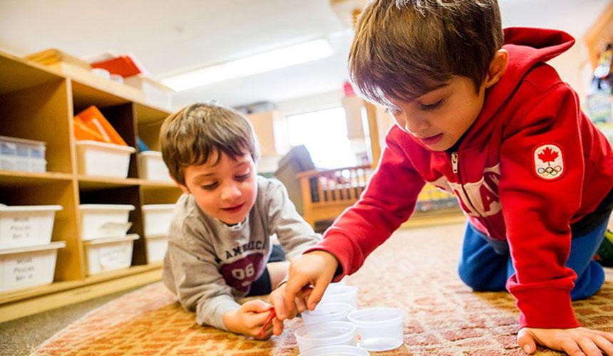 Jezična igraonica - Duga škola za strane jezike